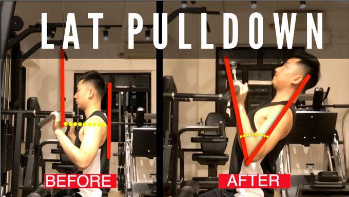 3個步驟讓你做好Lat Pulldown