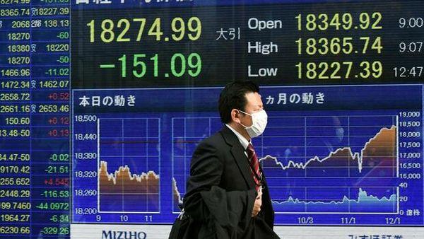Infektionssorgen belasten die Börsen in Asien