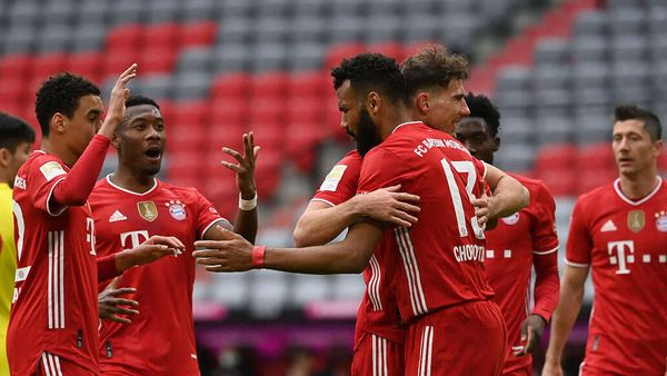 Goretzka-Gala und irres Müller-Comeback! FC Bayern zerlegt tapfere Kölner