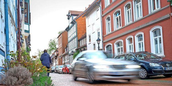 Ärger um Sperrung in Hildesheimer Neustadt: Sehenden Auges