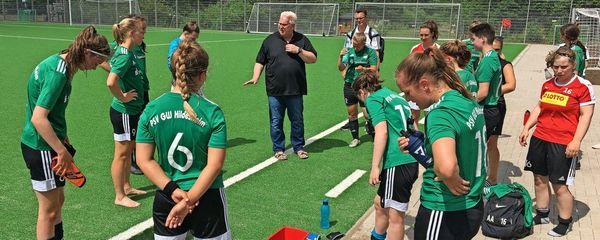 Die PSV-Frauen träumen vom DFB-Pokal