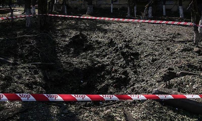 Ermenistan Azerbaycan'a balistik füze fırlattı