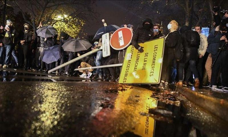 Fransa'da mahkeme polisin yaraladığı protestocu için devleti sorumlu tuttu