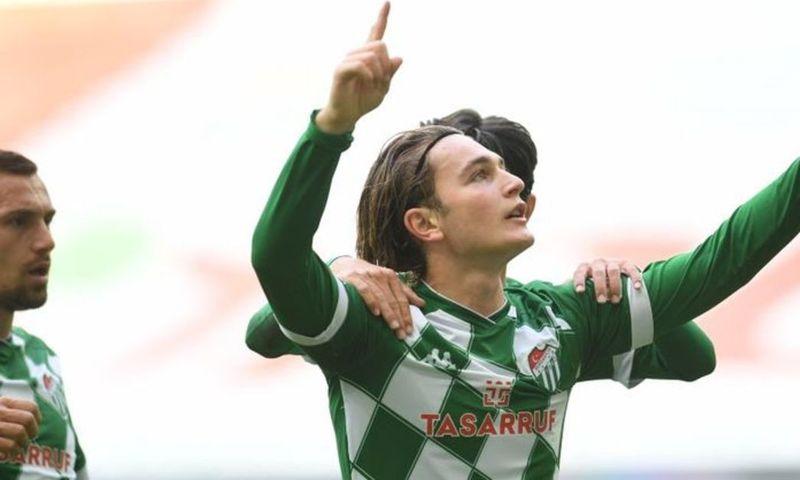 Ali Akman, Bursaspor'a veda etti: