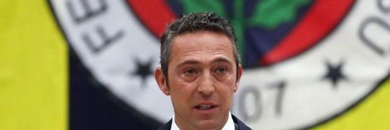Fenerbahçe Kulübü Başkanı Ali Koç ve Sportif Direktörü Emre Belözoğlu, PFDK'ye sevk edildi