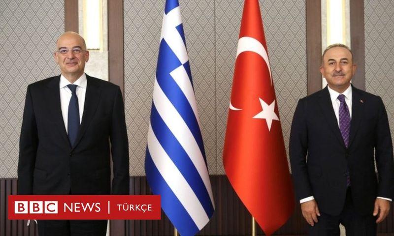 Çavuşoğlu'ndan Yunan mevkidaşı Dendias'a: Gerginliği sürdürürseniz biz de sürdürürüz