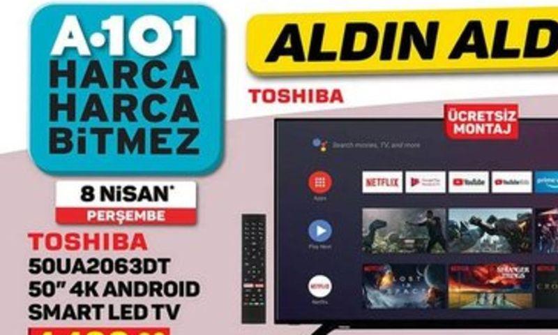 İşte A101 indirimli ürünler listesi