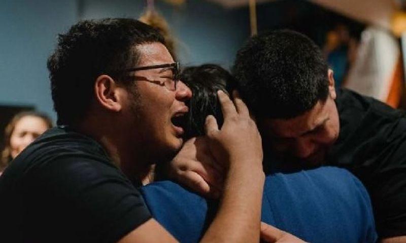 ABD'nin sınır politikası ayırdı: Çocuklarına 4 yıl sonra kavuştu