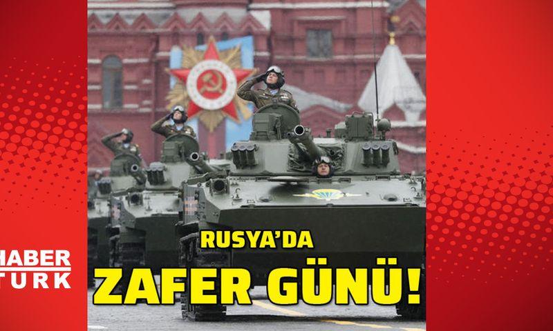 Rusya'da Zafer Günü kutlaması