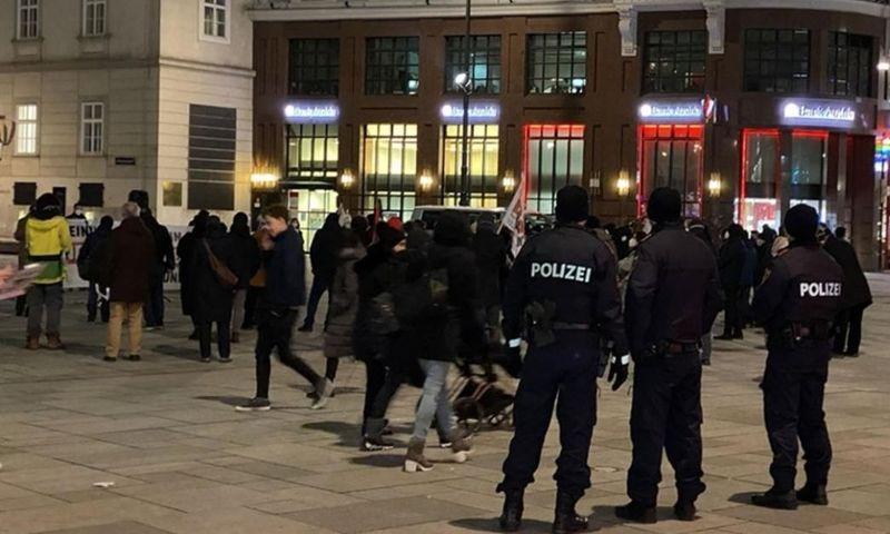 Avusturya'da 6 ayda yaklaşık 2 bin nefret suçu işlendi