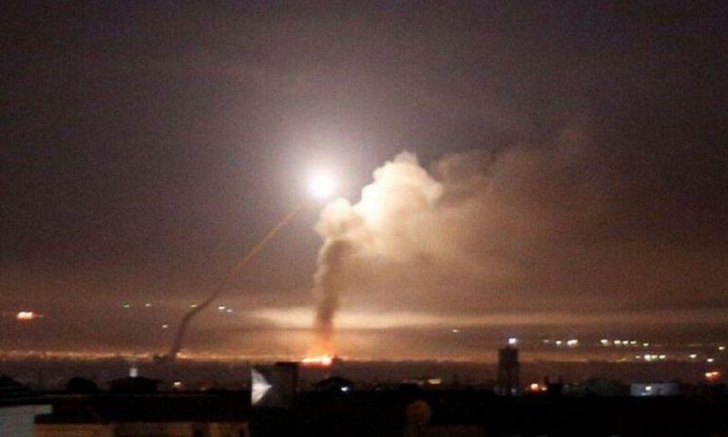 """Esad rejimi: """"İsrail, Suriye'de bazı noktaları vurdu"""""""