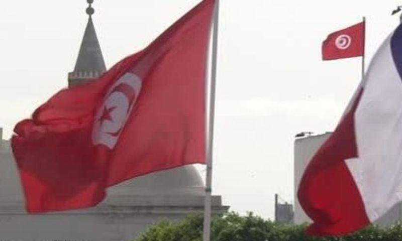 Fransa'dan Tunus açıklaması