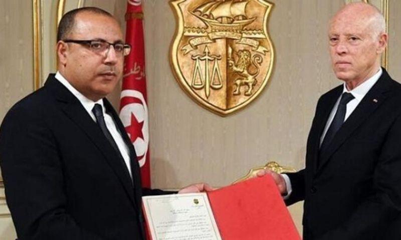 Tunus Başbakanı Meşişi: Cumhurbaşkanı, yeni bir isim atarsa görevi teslim edeceğim