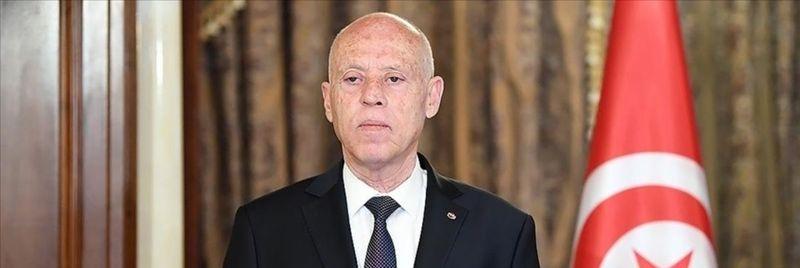 Tunus'ta STK'ler Cumhurbaşkanı Said'i kınadı