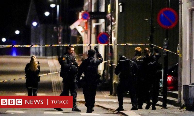 Norveç'te yay ve okla gerçekleşen saldırıda hayatını kaybedenler var