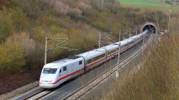Sperrung bis Mitte Juli: Bahn saniert Strecke Kassel-Göttingen
