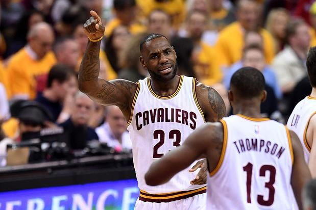 LeBron James Reportedly Told Tristan Thompson That He Doesn't Want Khloe Kardashian Around The Cavs