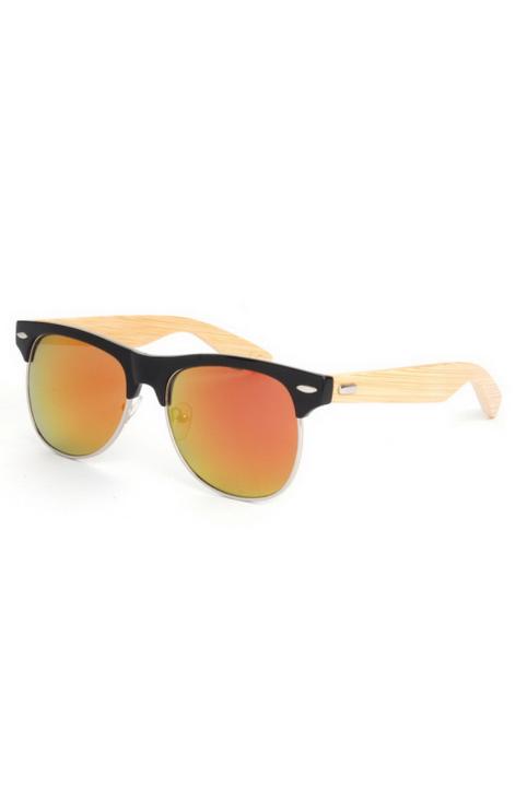 Ξύλινα Γυαλιά ηλίου με Revo φακούς WE Rome-180