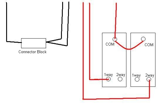 2 Gang Light Switch Replacement Diynot Forums
