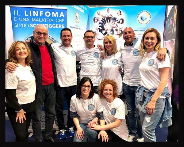 A Pescara la giornata della consapevolezza sui linfomi