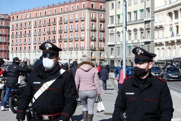 Covid, a Napoli controlli in ristoranti e ville. I carabinieri interrompono un a festa di comunione a Posillipo - Ildenaro.it
