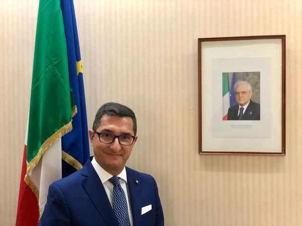 Italia all'Expo di Dubai, l'Ambasciata si prepara ad accogliere le imprese - Ildenaro.it