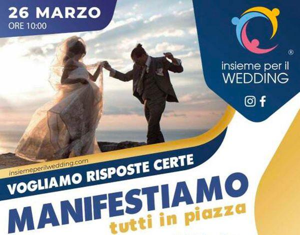 Wedding, venerdì in piazza a Napoli fotografi e videomaker: Non vogliamo ristori. Obiettivo: ripartire in sicurezza - Ildenaro.it