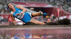 Paralimpiadi, con l'argento di Caironi eguagliate le 58 medaglie di Seul