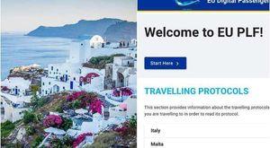 Plf, come ottenere e compilare il modulo necessario per le vacanze in Grecia, Spagna, Croazia