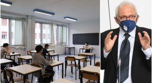 Scuola, in aula senza mascherina se tutti sono vaccinati. Il ministro: «Si torni a sorridere»