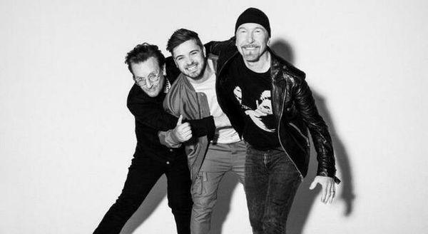 Euro 2020, l'inno ufficiale di Martin Garrix, Bono e The Edge protagonista della performance virtuale di apertura