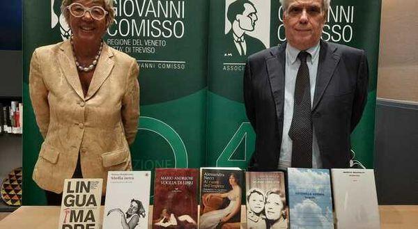 Premio Comisso, ecco le due terne dei finalisti per narrativa e biografia