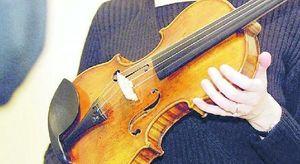 La magia dello Stradivari con una pozione velenosa