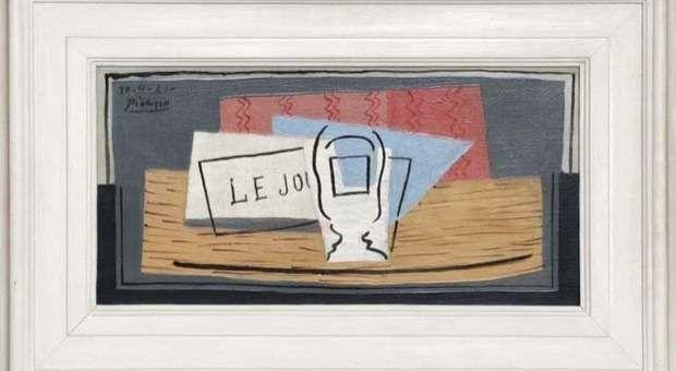 italiana con 100 euro vince Picasso alla lotteria quadro vale 1 milione
