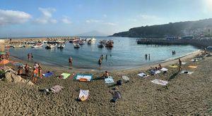 Massa Lubrense, manifestazione per la salvaguardia delle spiagge libere a Marina di Puolo