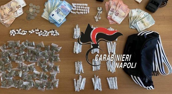 Controlli anti-Covid tra Arzano e Casoria: raffica di multe, arresti e sequestri