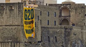 A Napoli il G20 della Finanza: rischio contestazioni, scatta il piano sicurezza