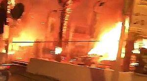 A fuoco concessionaria di auto nel Napoletano. I titolari: mai ricevuto minacce