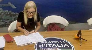 Giorgia Meloni, la sorella di Caldoro aderisce a Fratelli d'Italia: «È la casa giusta»