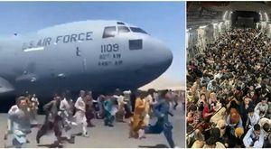 Afghanistan, cadavere di un rifugiato ritrovato nel carrello del C-17 decollatto da Kabul