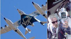 «Virgin Galactic, ipotesi incidente in volo»: indagini in corso, turismo spaziale a rischio