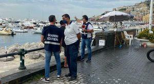 Lungomare, blitz anti boe abusive: 150 barche parcheggiate illegalmente, convocati i titolari