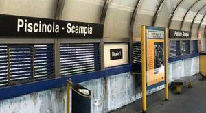 Napoli, 118 dosi di crack sepolte sotto il ponte della Metropolitana di Piscinola