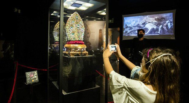 Museo del tesoro San Gennaro boom adesioni alle visite virtuali con Mattino prenota tour gratuito