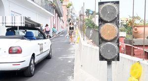 Incidente a Capri, l'azienda ritira i bus e i sindacati accusano: «In giro senza revisione»
