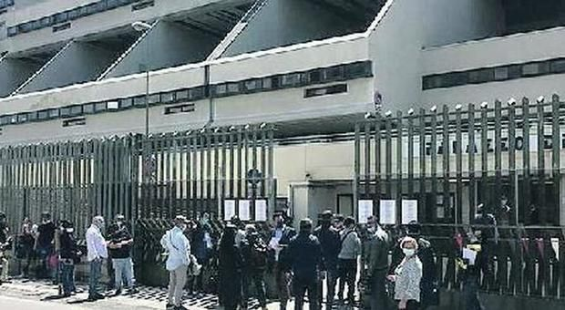Tribunale Napoli nel caos « giudice non udienza, è ancora nella fase uno»