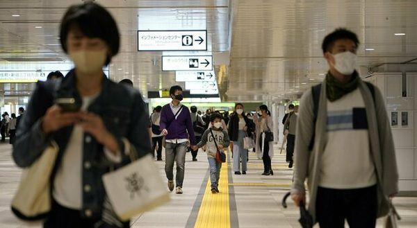 Covid, il Giappone prolunga stato di emergenza: a Tokyo e Osaka situazione critica