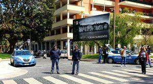 Sorrento, 160 persone controllate nel week end: multe per 2mila euro
