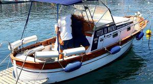 """Gita e """"selfie"""" sulla barca dell'Ufficio Risorsa Mare, sotto accusa il Comune di Portici"""
