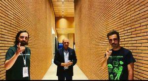 Da Achille Lauro a Colapesce-Dimartino: «Con lo Spallanzani per i vaccini»